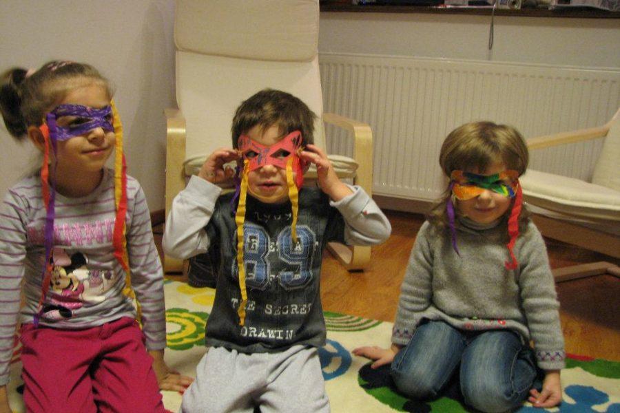 O privire in grupurile de dezvoltare a personalitatii pentru copii.