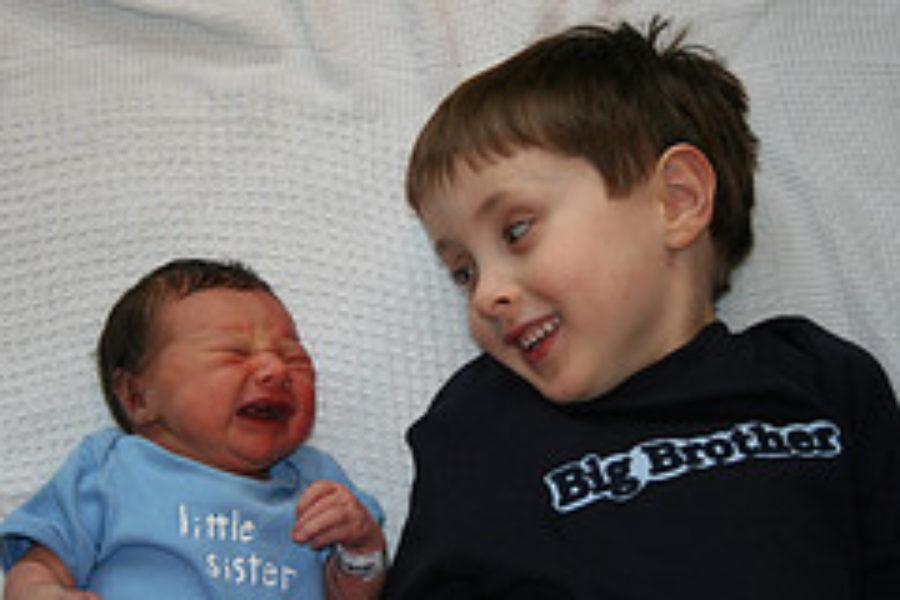 Pregătirea copilului mai mare pentru nasterea unui fratior